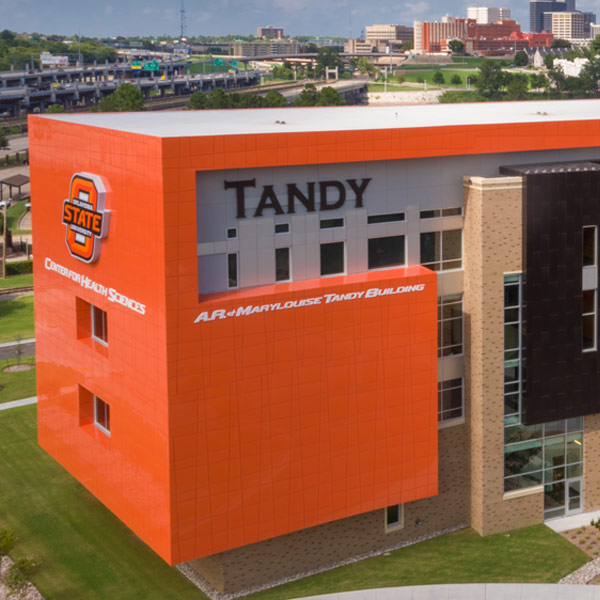 AR & Marylouise Tandy Building at OSU